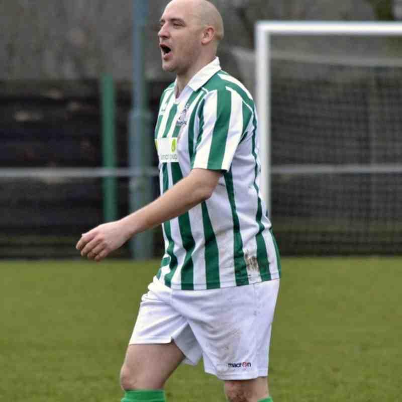 Rovers 3 Haringey & Waltham 0 - 9/3/13