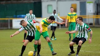 Thurrock 4  Rovers 1 - 20th February 2016. (For full set of match pics visit https://www.flickr.com/photos/gwroversfc/albums/72157662609166943)