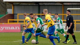 Romford 2  Rovers 1 - 26th March 2016. (For full set of match pics visit https://www.flickr.com/photos/gwroversfc/albums/72157666303701612)