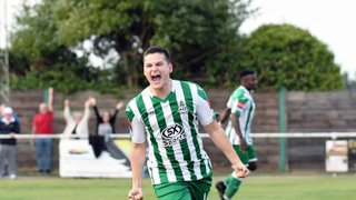 Rovers 2 - 1 Thamesmead