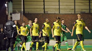 Waltham Abbey 3  Rovers 1 - 25th October 2016 (For full set of match pics visit https://www.flickr.com/photos/gwroversfc/albums/72157674322333322)