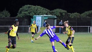 Rovers 3  Hullbridge Sports 1 - 2nd November 2016 (For more pics visit https://www.flickr.com/photos/gwroversfc/albums/72157672466067293)