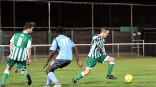Rovers U21 0  Thamesmead Town U21 3 - 3rd November 2016 (For full set of match pics visit https://www.flickr.com/photos/gwroversfc/albums/72157674699170031)