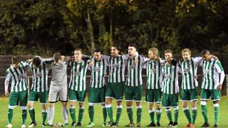 Rovers U21 4  AFC Sudbury U21  1 - 10th November 2016 (For full set of match pics visit https://www.flickr.com/photos/gwroversfc/albums/72157676435536255)