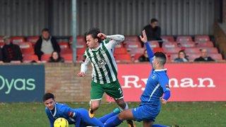 Rovers 2 - 3 Wroxham