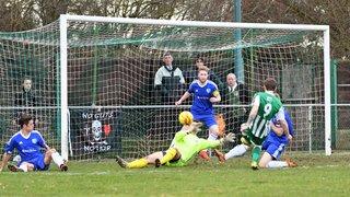 Rovers 1 - 2 Brightlingsea Regent