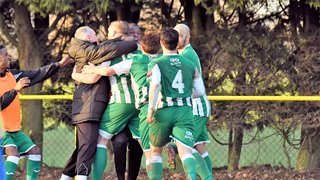 Norwich United 1 Rovers 1 - 4th February 2017 (For full set of match pics visit https://www.flickr.com/photos/gwroversfc/albums/72157677877966242)