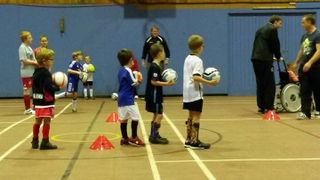 New CP Football Sessions