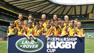 BRFC Under 12s: Landrover Cup winners 2013