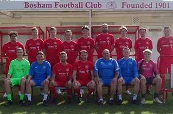 First team squad 2019/20