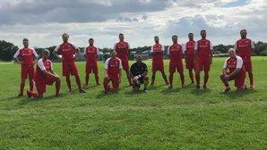 Bosham Vet's season underway