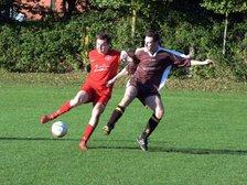 Copthorne FC 3 – 2 Bosham FC