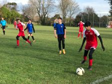 Bosham youth teams impress at Walton Lane