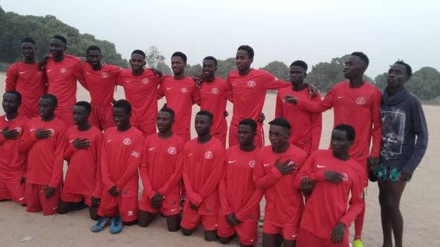 Bosham donate kits to teams in Gambia to bring some joy during lockdown.