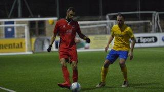 Lancing v CDGFC PB Cup 21-11-17