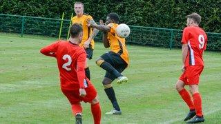 CDG v Three Bridges FA Cup 11-08-18