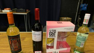Unclaimed Raffle prizes Junior Presentation Evening