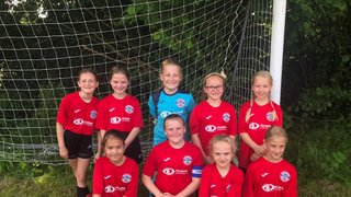U10 Girls do well at Oakwood Tournament