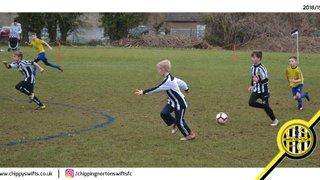 U10: Chipping Norton Swifts Black vs Ducklington FC