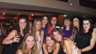 Club dinner 2013