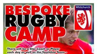 Bespoke Rugby Camp