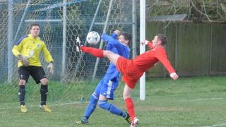 vs Cowfold (pictures courtesy Chichester Observer)