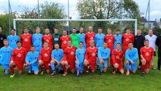 Dennis Probee Memorial Cup - Bosham v Sussex XI (Photos: Chris Hatton)