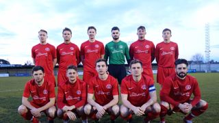 AFC Varndeanians (@ Bognor Regis Town) - 05/04/16 by Chris Gregory