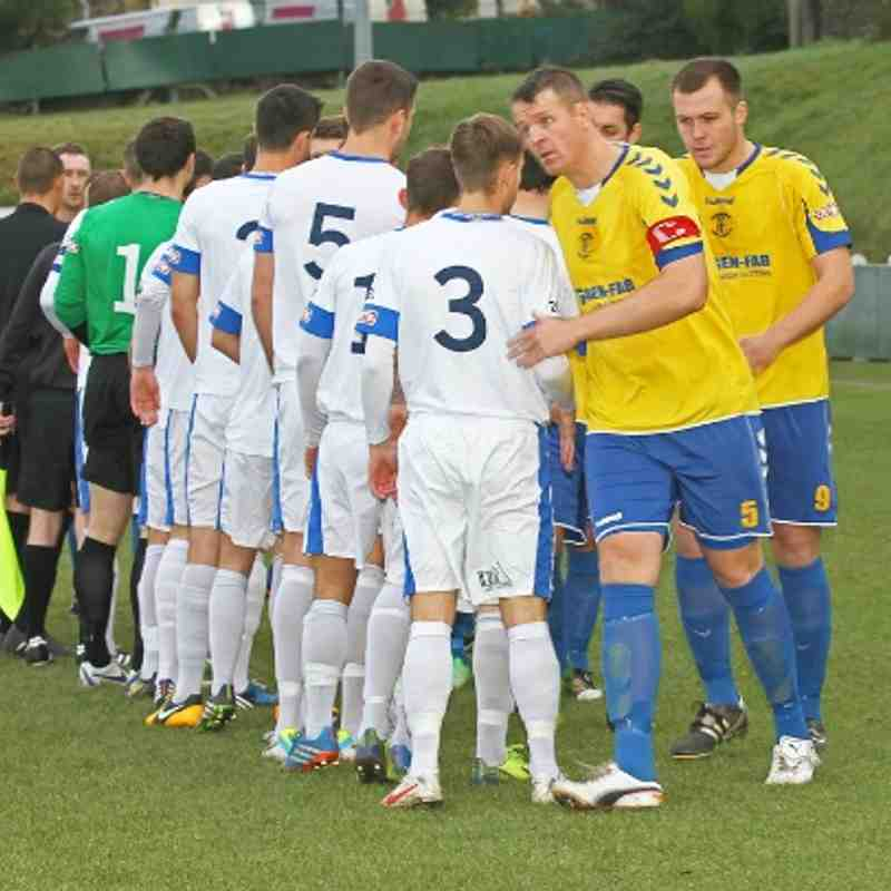 STOCKSBRIDGE PARK STEELS V AFC Fylde