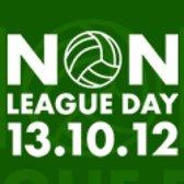 Non League Day 13.10.12