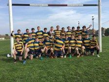 U14's County Cup Winners