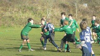 Brighton RFC Joint Training 8 December 2013