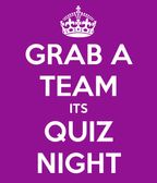 Quiz Night - Friday June 7th