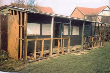 Will a veranda return with the new clubhouse