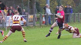 Scant reward for set piece and territorial advantage but Stour come away with Bonus Point