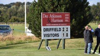 Driffield v York 1st XV 7th September 2019