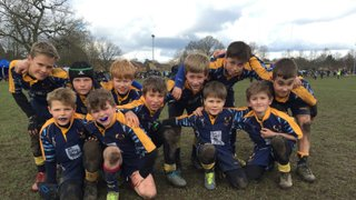 U10s Weekly news for Sunday 13th March