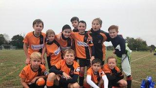 Hearts Hawks U12's