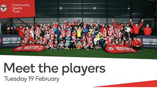 Meet the Brentford FC Players!