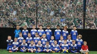 The Full Team 2015 U8's