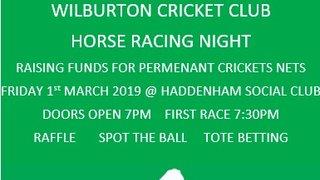 Race Night Event