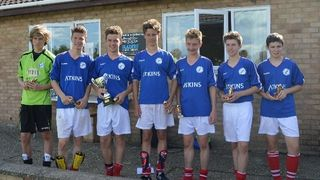 U15s win Alconbury (& come 3rd too)
