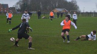 Cambourne 0 U13A 7 Cup quarter-final