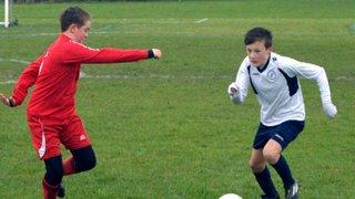 Haverhill Rovers 0 U13 Whites 5