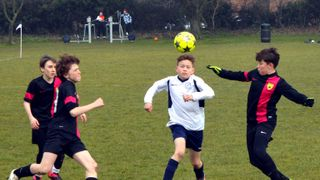 U13 Whites reach the cup final
