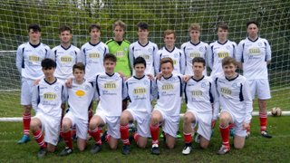 U17 League Cup Final: Strikers 1 Thaxted 2 (aet)