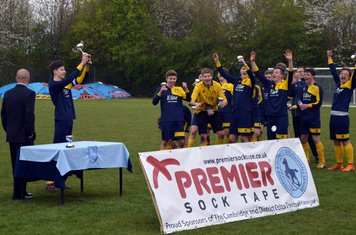 Congratulations Thaxted
