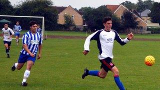 Under 18s 6 Eynesbury 3 Part One