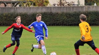 U14 Whites 2 Haddenham 0