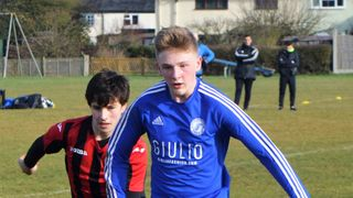 U14 Blues in League Lashing